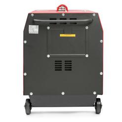 Aggregaatti 4200W / 400V + 230V + 12V Timco TSE5000SDG