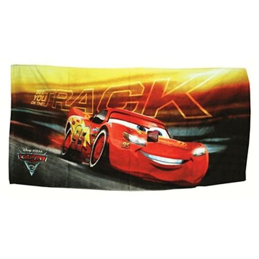 Rantapyyhe Autot 3 McQueen