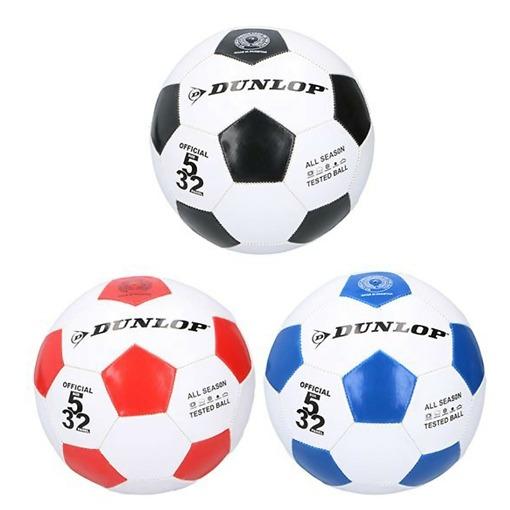 Jalkapallo koko 5 Dunlop