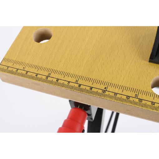 Työpenkki säädettävä max. 100 kg Kinzo