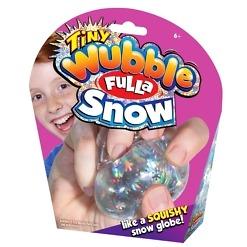 Fulla Snow muotoiltava lelu Huge Wubble