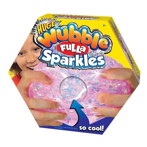Fulla Sparkles muotoiltava lelu Huge Wubble