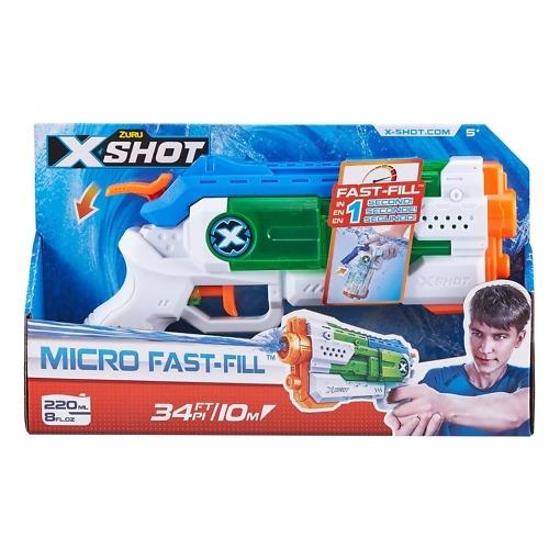 Vesipyssy X-Shot Water Micro Fast Fill