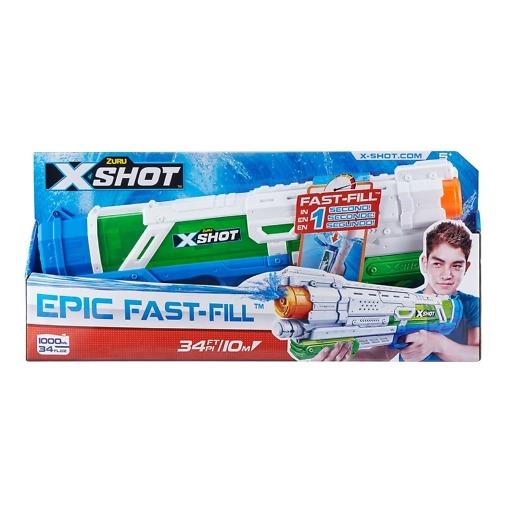 Vesipyssy X-Shot Water Epic Fast fill