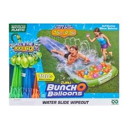Vesiliukumäki ja vesi-ilmapallot Bunch O Balloon