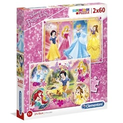 palapeli prinsessat 2 x 20