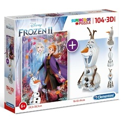 Palapeli Frozen 2