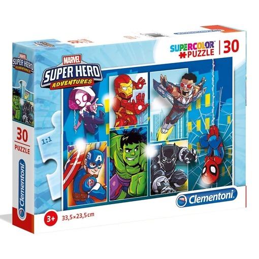Lasten palapeli Super Hero