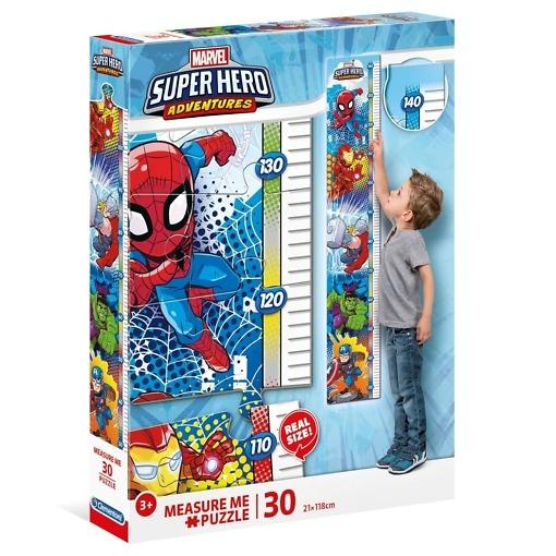 Super Hero palapeli