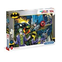 Palapeli 104 palaa Batman Clementoni