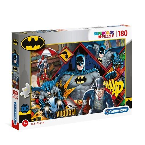 Palapeli 180 palaa Batman Clementoni