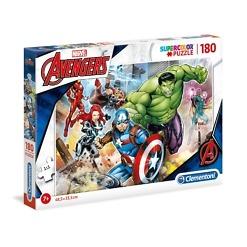Palapeli 180 palaa Avengers Clementoni