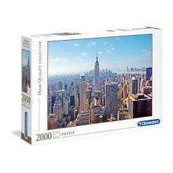 Palapeli 2000 palaa New York Clementoni