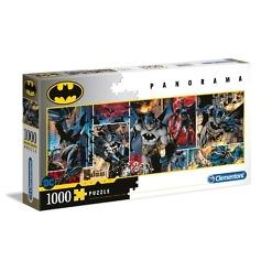 Panorama-palapeli 1000 palaa Batman Clementoni