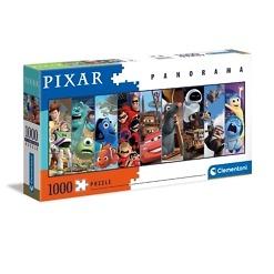 Panorama-palapeli 1000 palaa Pixar Clementoni