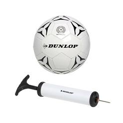 Jalkapallo, sisältää pumpun Dunlop
