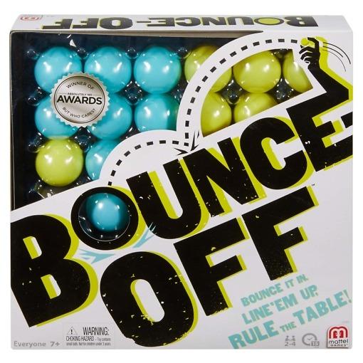 Toimintapeli Bounce-Off