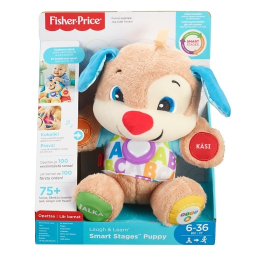 Pehmolelu Puppy Fisher Price