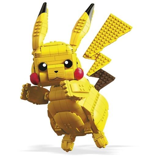Rakennussarja 806 osaa Pókemon Pikachu