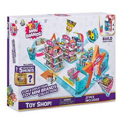 Lelukauppa 5 Surprise mini Brands Toy