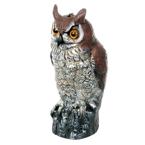 Linnunpelätin Pöllö 40 cm