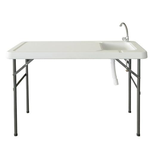 Tiskipöytä hanalla kokoonmenevä Atom