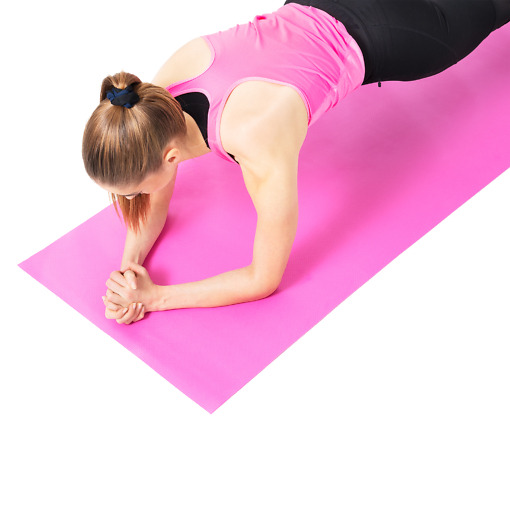 Fitnessmatto 3 mm pinkki Atom