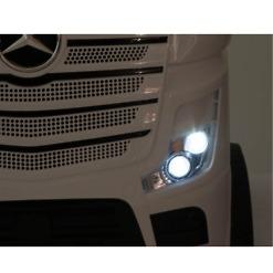 Sähköauto Mercedes Benz Rekka 12V Actros