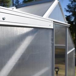 Kasvihuone alumiinirunkoinen 3,6 m² Green Land
