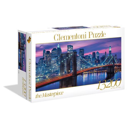 Palapeli New York 13200 palaa Clementoni