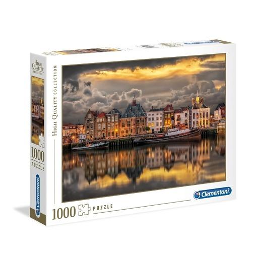 Palapeli 1000 palaa Hollanti Clementoni