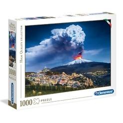 Palapeli 1000 palaa Etna Clementoni