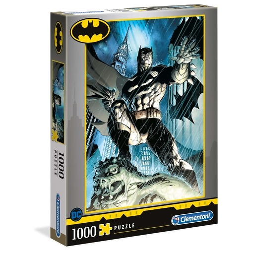Palapeli 1000 palaa Batman Clementoni
