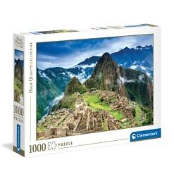 Palapeli 1000 palaa Machu Picchu Clementoni