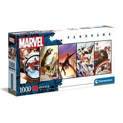 Panorama-palapeli 1000 palaa Marvel Clementoni