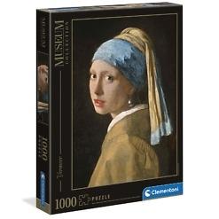 Palapeli Jan Vermeer Tyttö ja helmikorvakoru