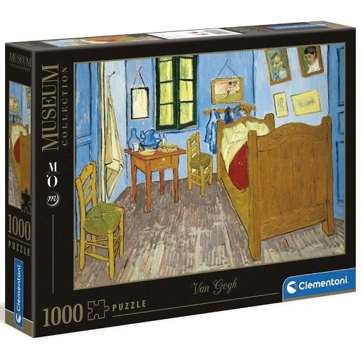Palapeli Van Gogh Makuuhuone Arlesissa