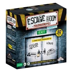 Pakohuonepeli Escape Room
