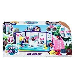 Eläinlääkäri leikkisetti Vet Squad