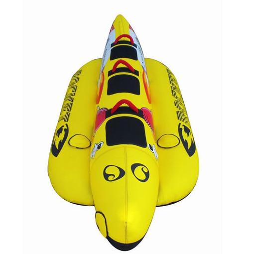 Vedettävä vesilelu kolmelle Spinera Rocket