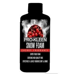 Snow Foam Cherry pesuaine 1L Pro-Kleen