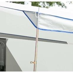 Aurinkokatos 450 cm, Arctic Caravan