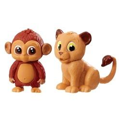 Apina ja leijona eläinhahmot Vet Squad