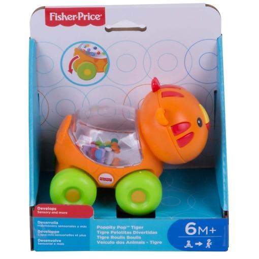 Tiikeri Poppity Pop Fisher Price