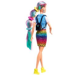 Sateenkaarihiukset Barbie
