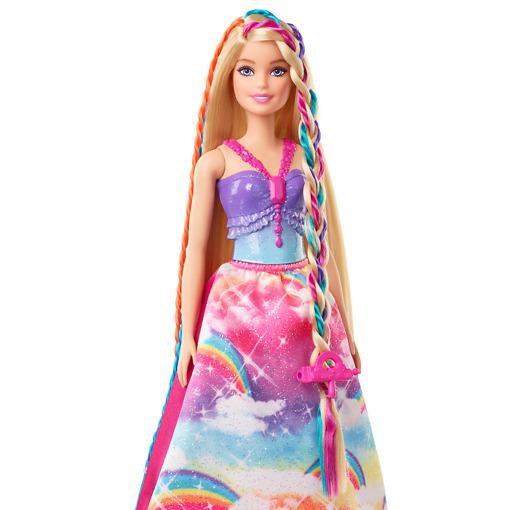 Prinsessa Dreamtopia Hairstyling Barbie
