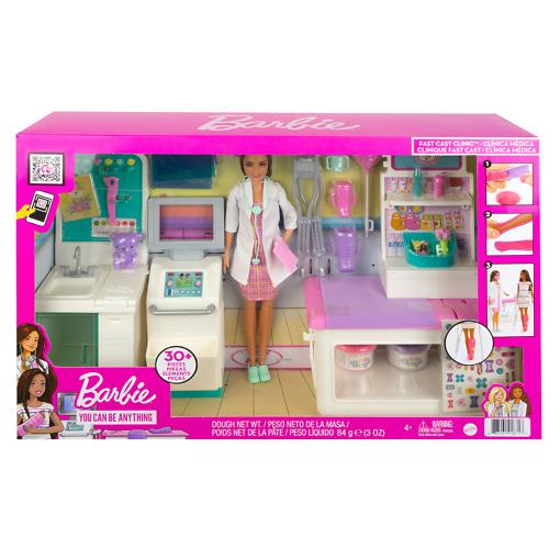 Lääkäri leikkisetti Barbie