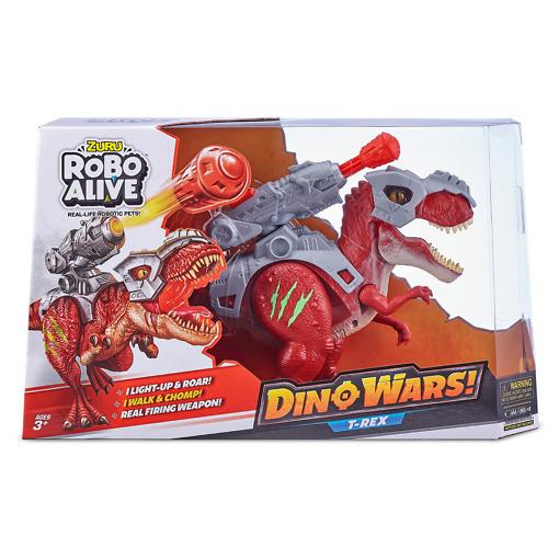 Dinosaurus T-Rex Dino Wars