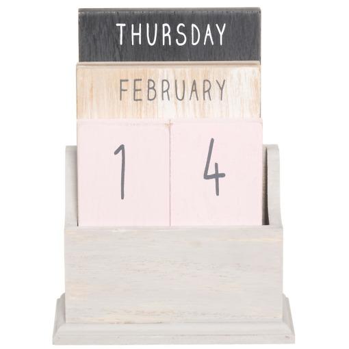 Pöytäkalenteri Drop 4Living