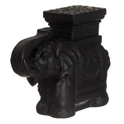 Kukkapöytä Elefantti musta 4Living